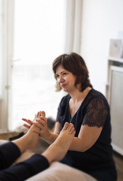 Florence Perrotte Réflexologue, Le Havre